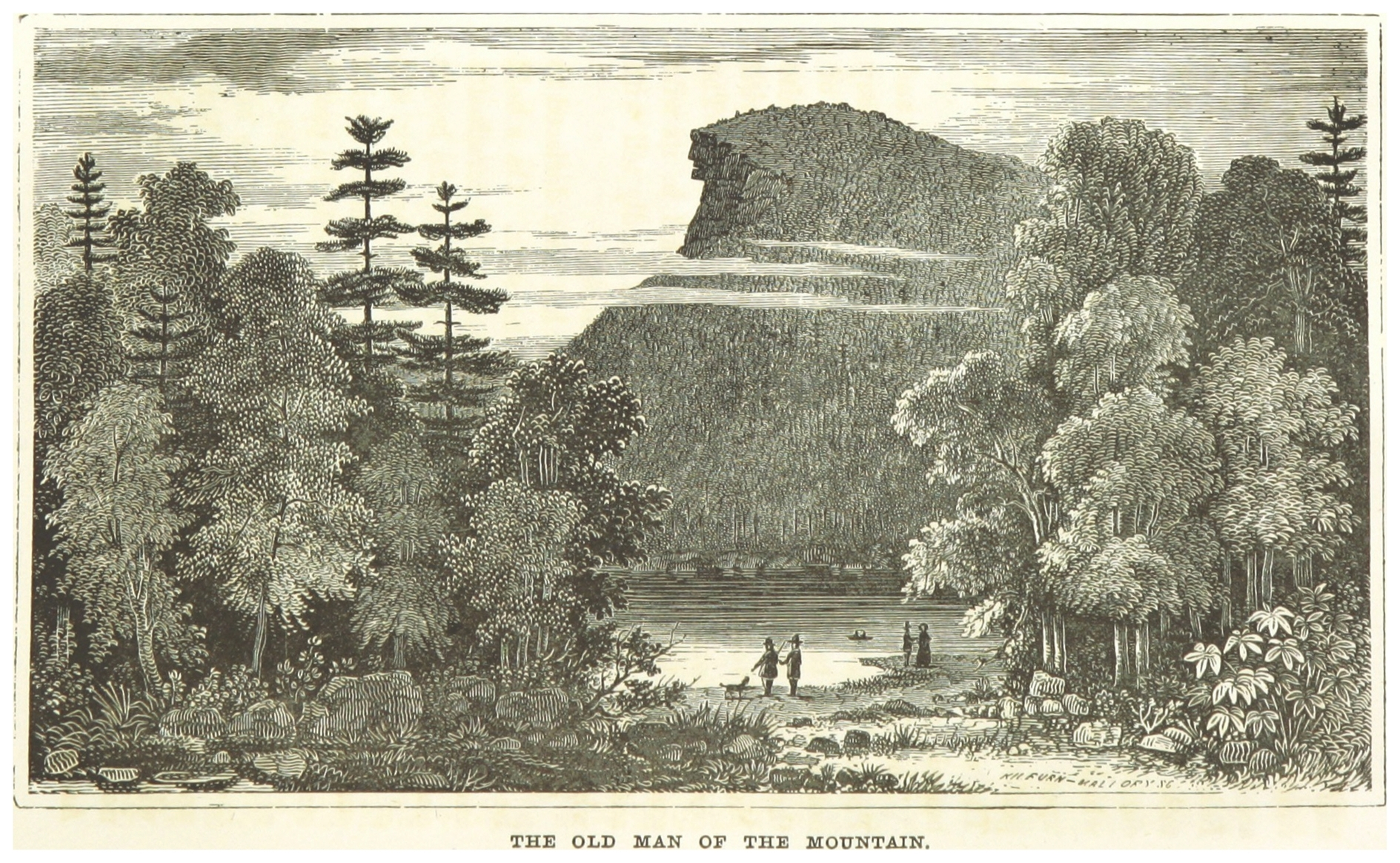 The_Old_Man_of_the_Mountain_-_New_Hampshire_As_It_Is,_p.224-_1856